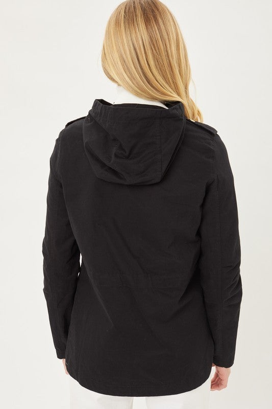 Just In Time For Fall Jacket