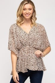 Wild At Heart Top *Final Sale*