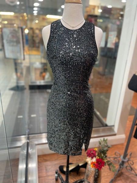 Leave A Little Sparkle Dress