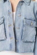 Such A Darling Denim Jacket