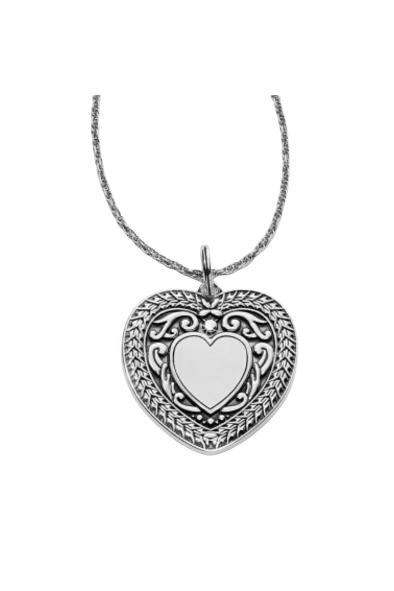 Medaille Convertible Heart Necklace Gift Box