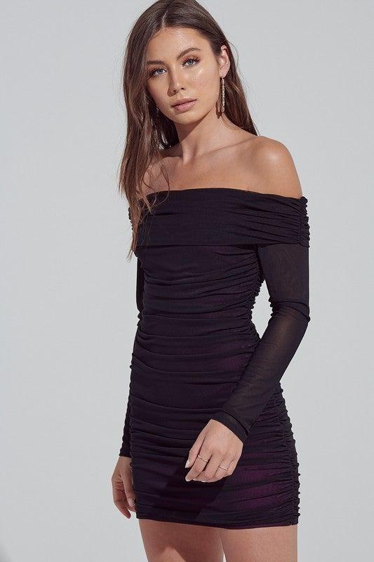 Contrast Color Dress *Final Sale*