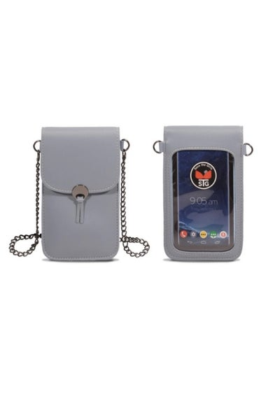 Colorado Touchscreen Phone Crossbody Purse (Color Options Available)
