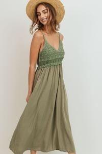 Boho Beauty Maxi Dress