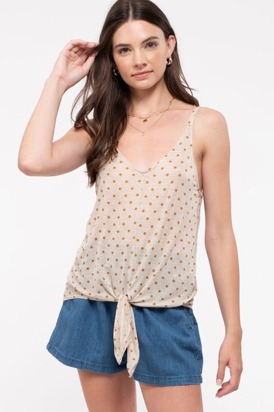 Connect The Dots Tank Top