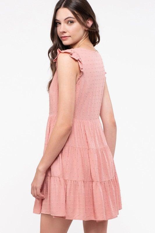 Pretty In Pink Dress *Final Sale*