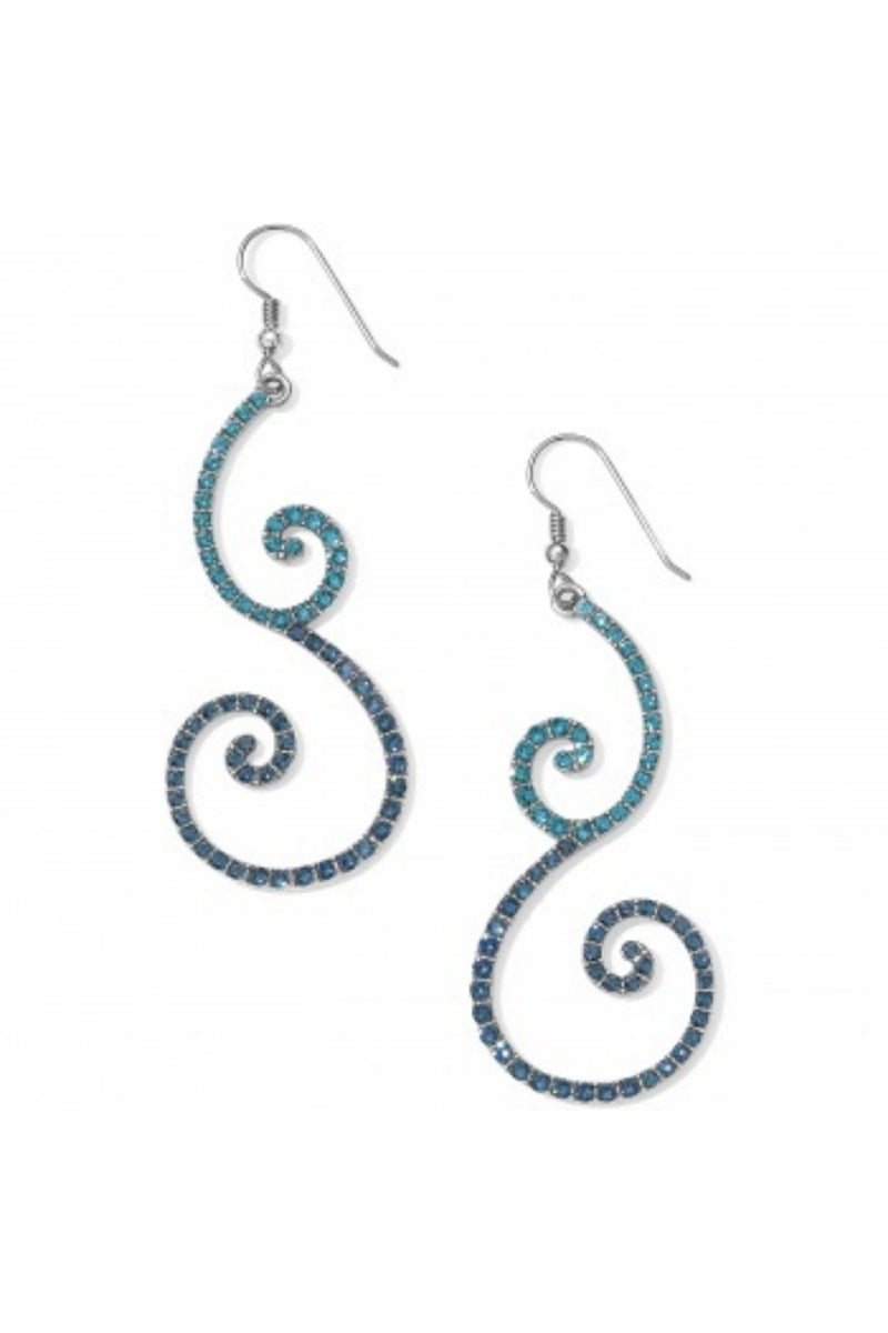 Sea of Love French Wire Earrings