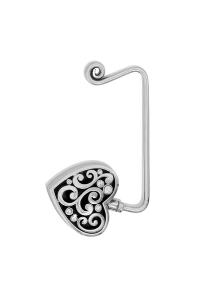 Contempo Heart Handbag Hook