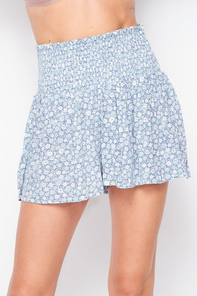 Field Of Flowers Shorts
