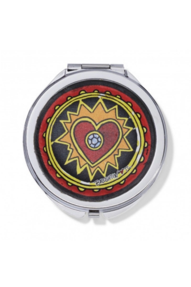 Simply Charming Compact Mirror