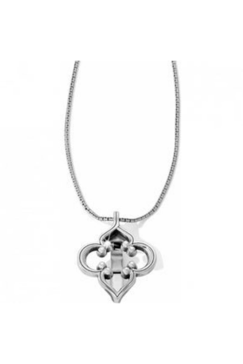 Toledo Badge Clip Necklace
