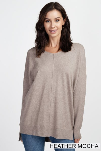Dreamers Sweater (Color Options)