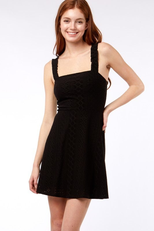 For The Frill Of It Dress *Final Sale*