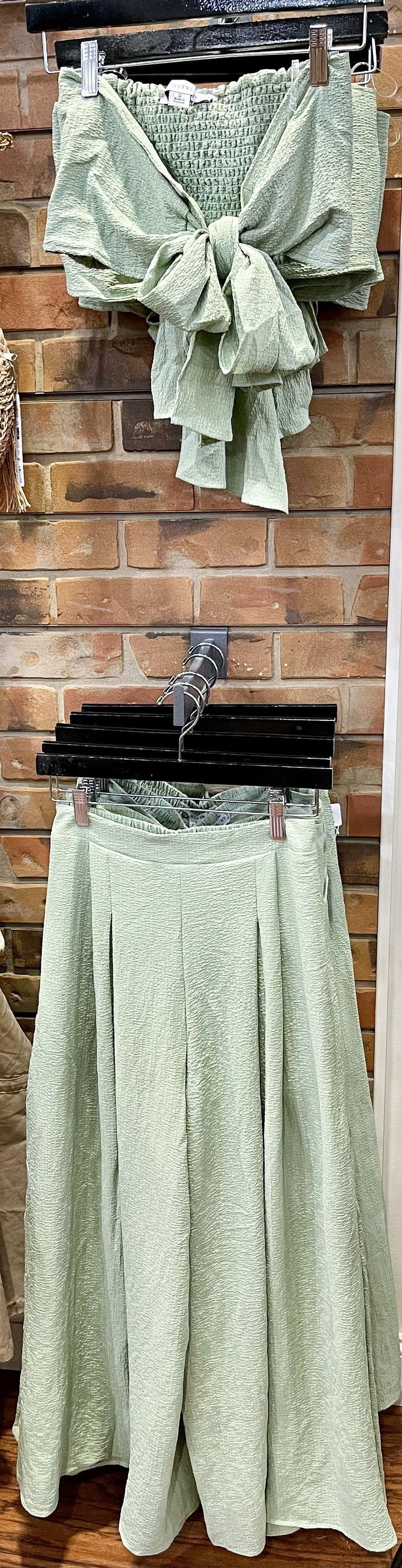 Green With Envy Pant