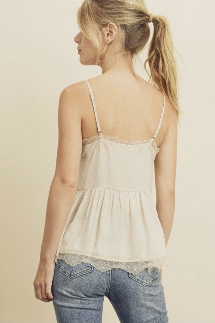 Cool For The Summer Cami