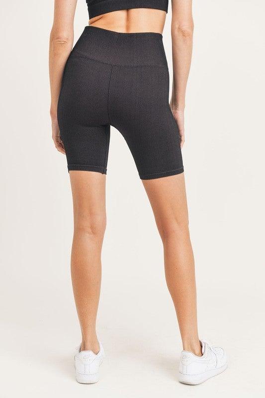 Let's Race Biker Shorts