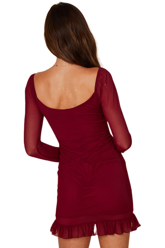 Dinner Out Dress