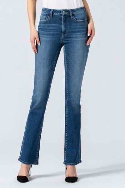 Sky High Boot Cut Jeans