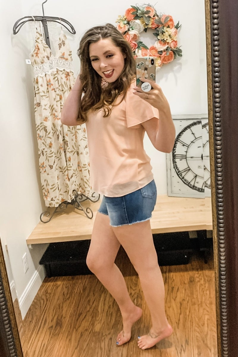 Sweet As Can Be Blouse