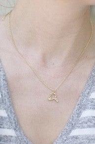 Alaska State Necklace