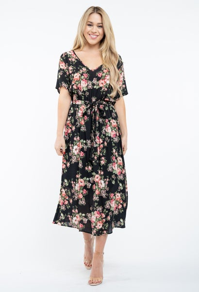 Flowers For Days Dress