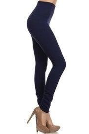 High Waisted Fleece Lined Leggings *Final Sale*