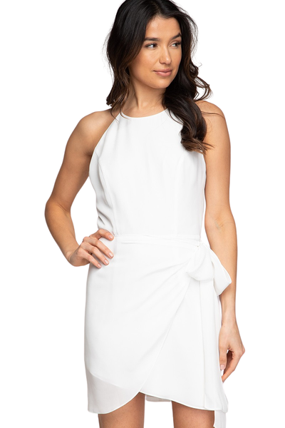 Beautiful Soul Wrap Dress