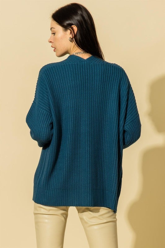 Knitted For You Sweater (Color Options)