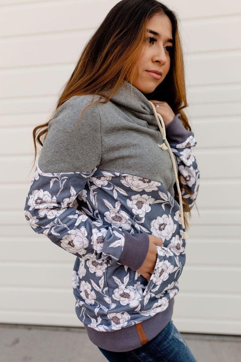 Floral Vibes Singlehood Sweatshirt