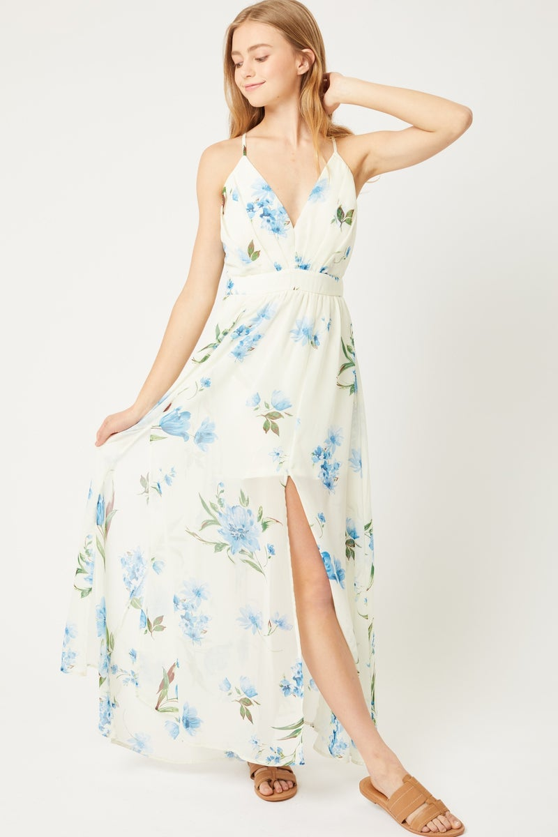Taking It To The Maxi Dress