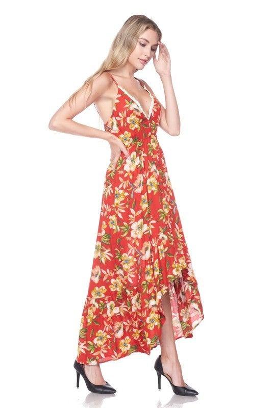 Field Of Flowers Dress