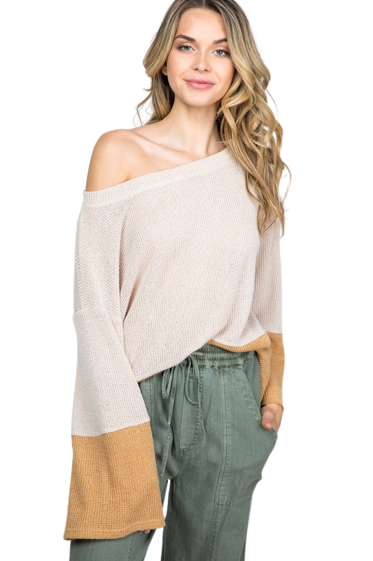 Around The Block Top (Color Options Available)