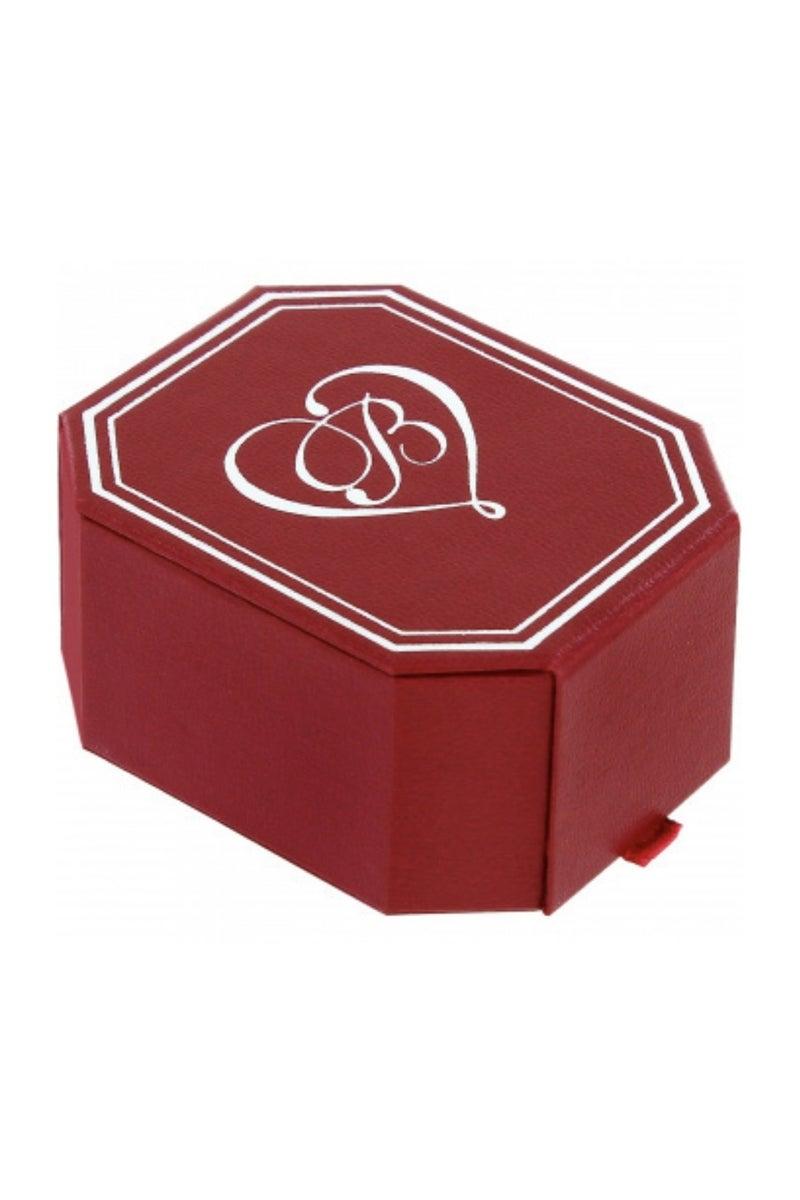 Interlok Small Round Locket Necklace Gift Box