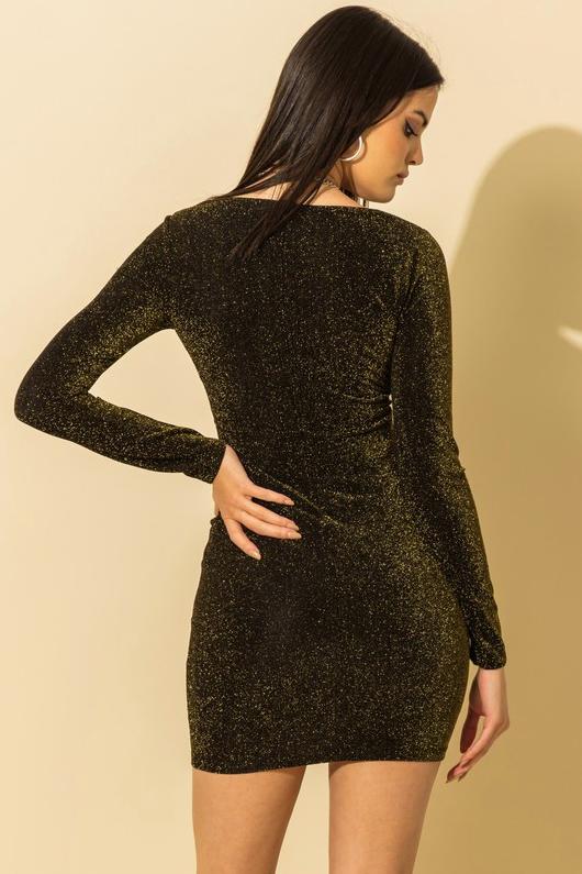 Glistening Dress