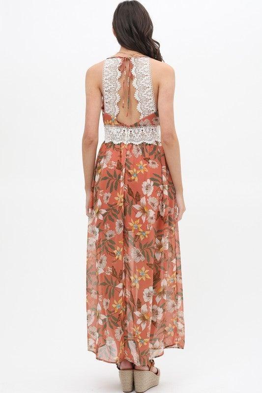 Let's Get Away Maxi Dress *Final Sale*
