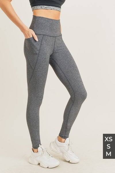 See You At The Gym Highwaist Leggings