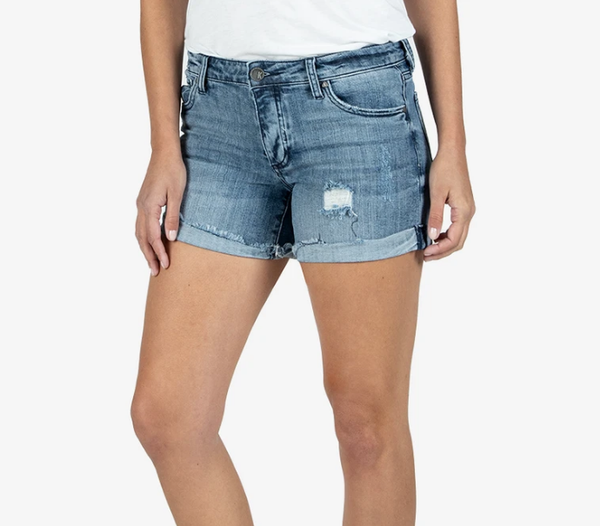 Madeline Boyfriend Shorts *Final Sale*