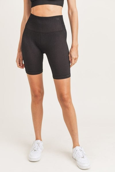 Let's Race Biker Shorts