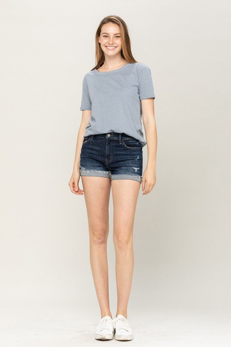 Rebecca High Rise Shorts *Final Sale*