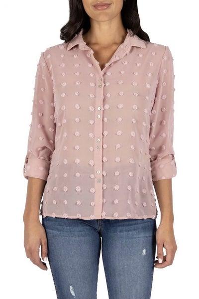 Billa Button Down Shirt *Final Sale*