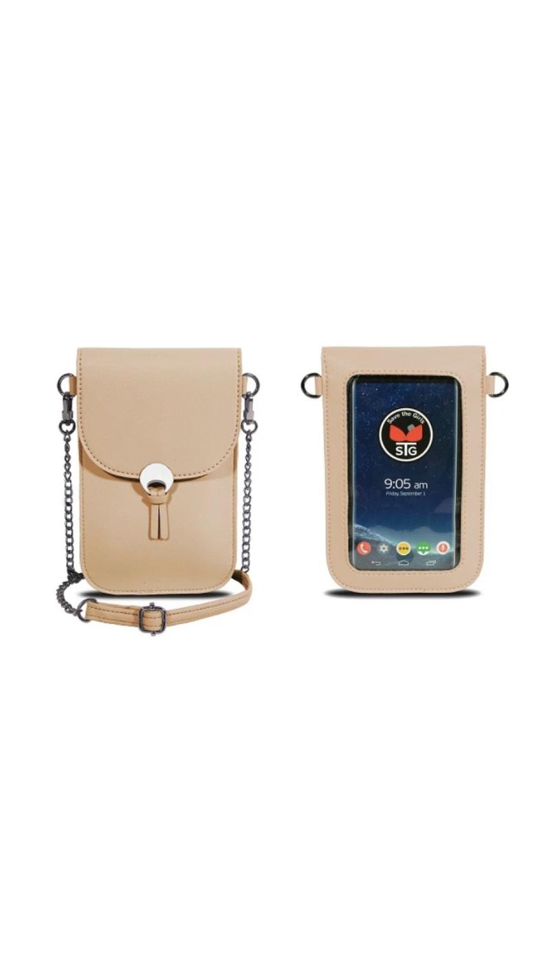 Colorado Touchscreen Phone Crossbody Purse (Color Options Available)