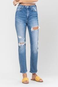 Comfort Straight Leg Denim