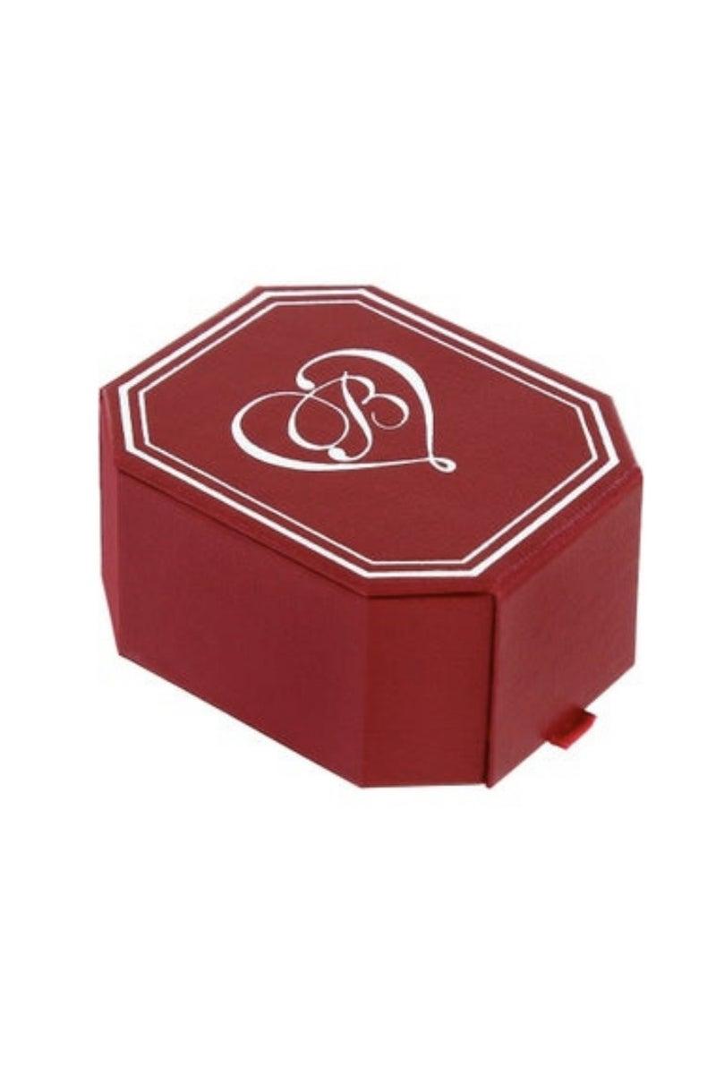 Alcazar Heart Key Necklace Gift Box