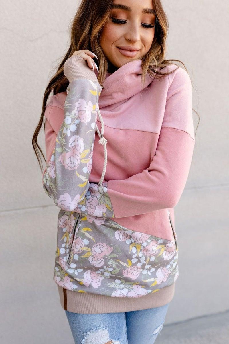 In Full Bloom SingleHood Sweatshirt