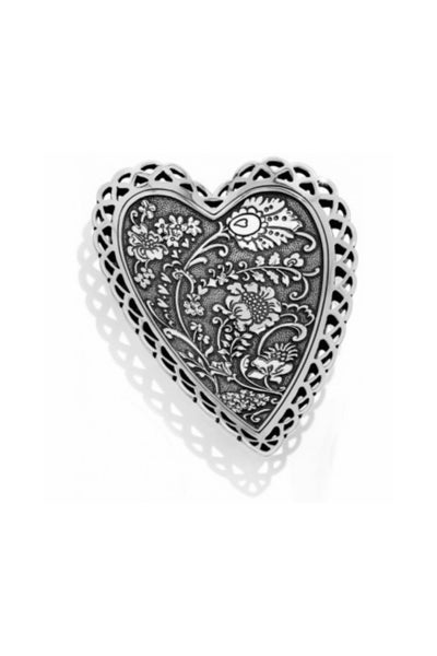 Garden Heart Trinket Tray