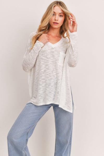 Lighter Days Sweater Top