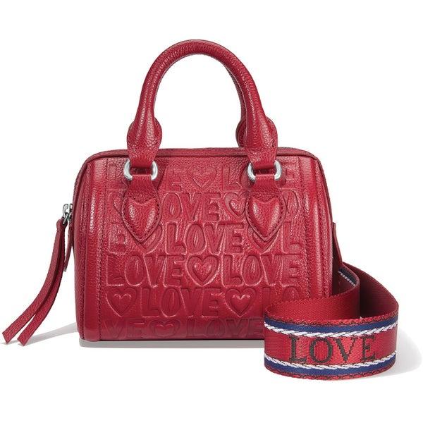 Deeply in Love Mini Satchel Handbag