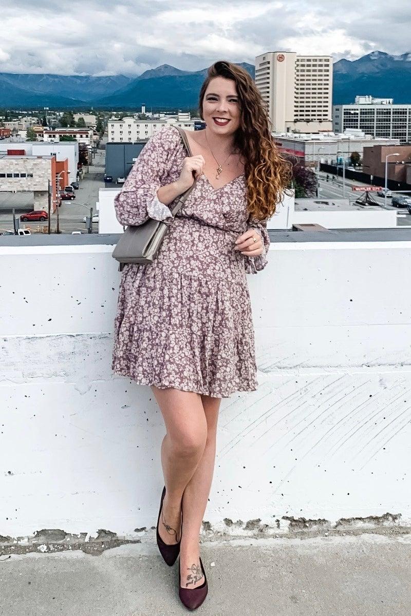 Fully In Bloom Dress