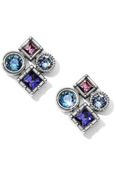 Halo Aurora Post Earrings