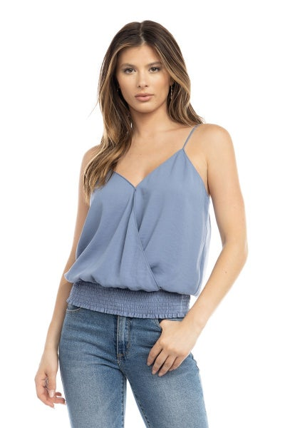 Don't Talk Smock To Me Cami Top